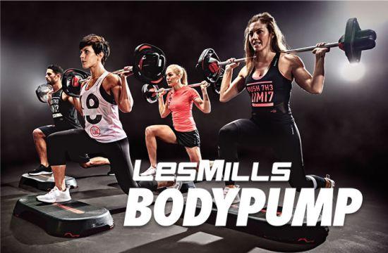 Bodypump- Kurse im Lifestyle Fitness in Herzogenbuchsee