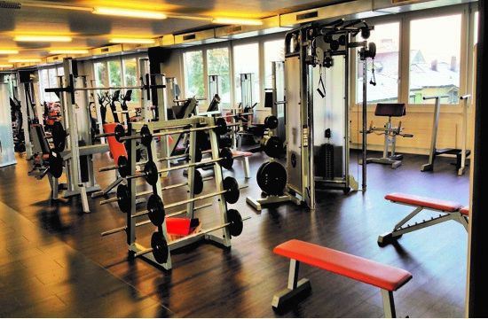 Fitness und Workout im Lifestyle Fitness Herzogenbuchsee